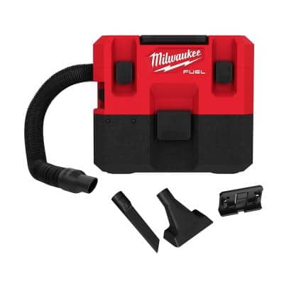 M12 FUEL 12-Volt Lithium-Ion Cordless 1.6 Gal. Wet/Dry Vacuum (Tool-Only)