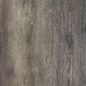 Dark Grey Oak Multi-Width x 47.6 in. L Luxury Vinyl Plank Flooring (19.53 sq. ft. / case)