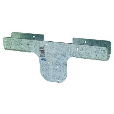 RTF 18-Gauge ZMAX Galvanized Rigid Tie Flat for 2x Nominal Lumber