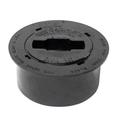 3 in. Snap-In ABS Cleanout Plug