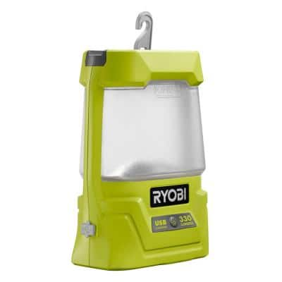 ONE+ 18V Cordless Area Light with USB Charger (Tool-Only)