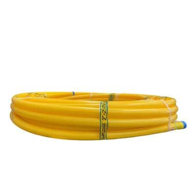 2 in. IPS x 250 ft. DR 11 Yellow Polyethylene Underground Gas Pipe