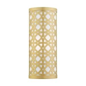 Calinda 1 Light Soft Gold ADA Single Sconce