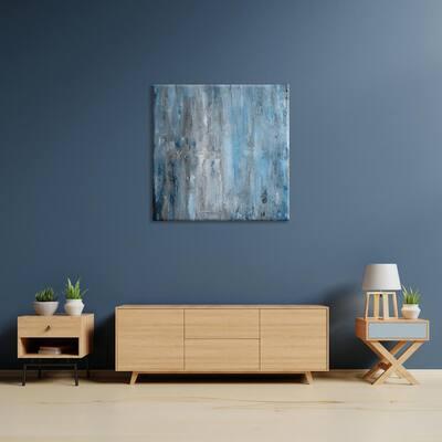 """""""Ambitious Echo"""" by Scott Medwetz Unframed Canvas Wall Art"""