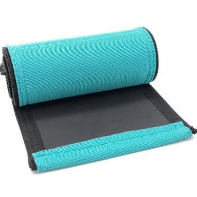 6 ft. Rail Cover in Teal for Pool Handrails