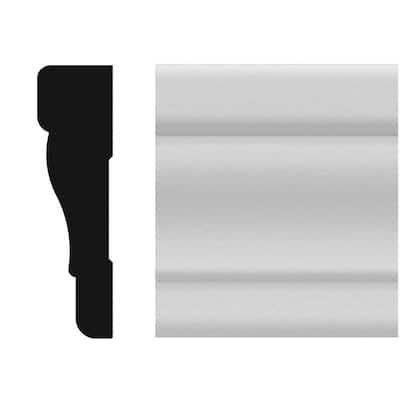 8833 5/8 in. x 2-1/4 in. x 84 in. MDF Colonial Casing Moulding