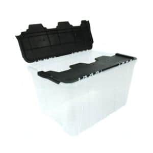12 Gal. Flip-Top Tote (Colors Vary by Store)