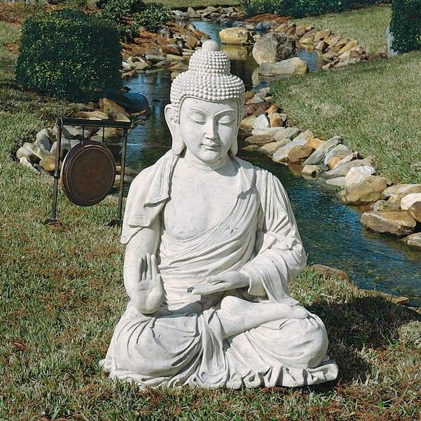 Grand Temple Giant Garden Statue, Buddha Garden Statues