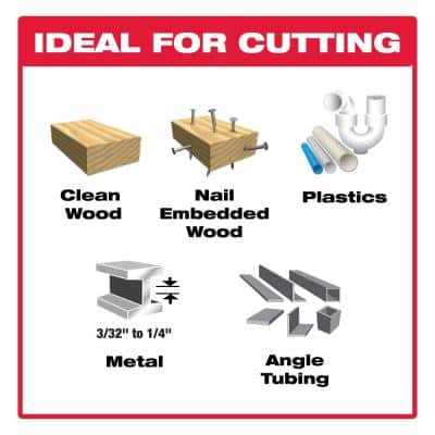 9 in. 9 TPI Demo Demon Carbide General Purpose Reciprocating Saw Blade (2-Pack)