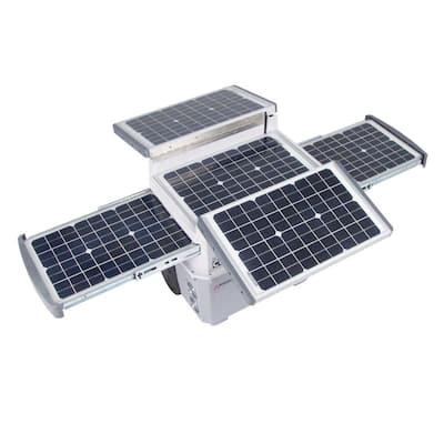 Solar E-Power Panel Cube
