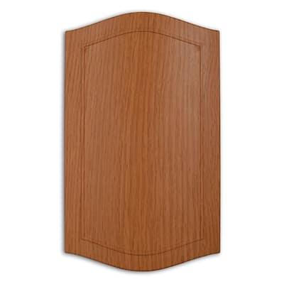 Designer Series Wired/Wireless Door bell, Brown