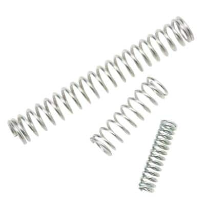 Zinc-Plated Compression Spring (6-Pack)