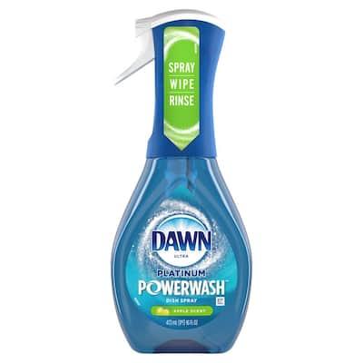 Platinum Powerwash 16 oz. Apple Dish Soap (3-Pack)