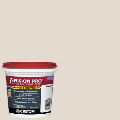 Fusion Pro #11 Snow White 1 qt. Single Component Grout