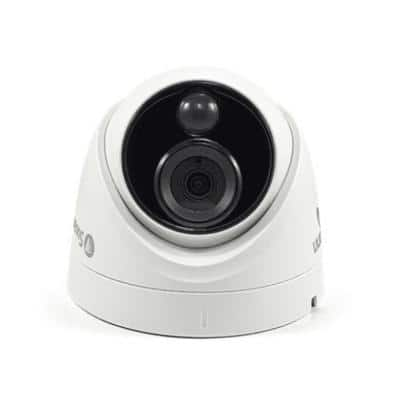 Wired 4K Ultra HD Surveilance Dome Add-On Camera