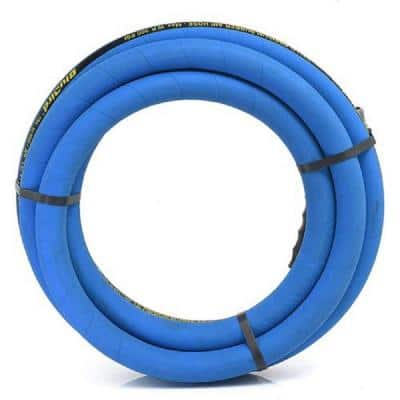 3/4 in. x 25 ft. Rubber Air Hose