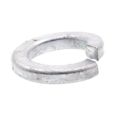1 in. Hot Dip Galvanized Steel Medium Split Lock Washers (5-Pack)