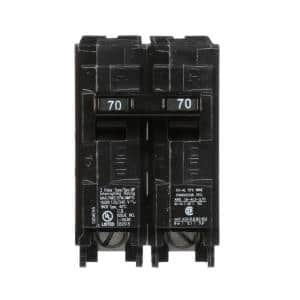 70 Amp Double-Pole Type QP Circuit Breaker