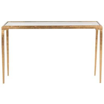 Juliana Antique Gold Coffee Table