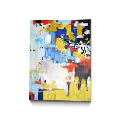 """30 in. x 40 in. """"The History of Losing Zeroes Part II"""" by Mark Pulliam Wall Art"""