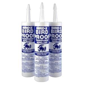 Bird Repellent Gel Repellent (3-Pack) # 1 Best Seller Pigeon Repellent