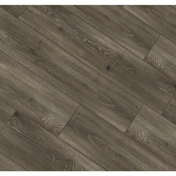 Lifeproof Aged Metal Oak 12 Mm Thick, Laminate Flooring Aged Oak