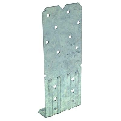 DSP 18-Gauge Galvanized Double-Stud Plate Tie