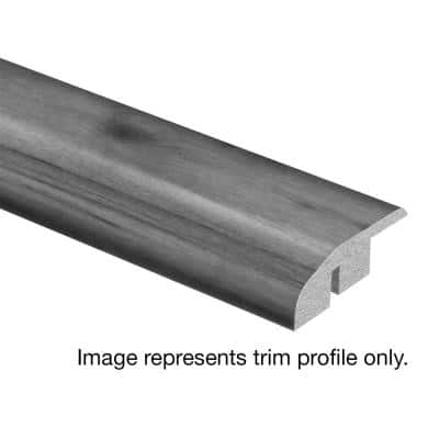 Fostoria Oak 1/2 in. T x 1-3/4 in. Wide x 72 in. Length Laminate Multi-Purpose Reducer Molding