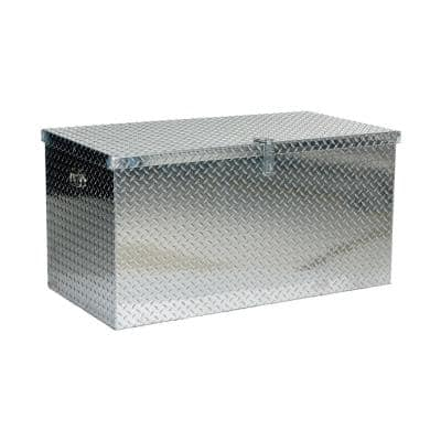 36 in. x 48 in. Aluminum Portable Tool Box