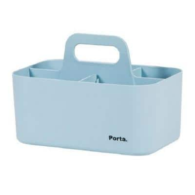 1.8 Gal. Compact Storage Box in Mint