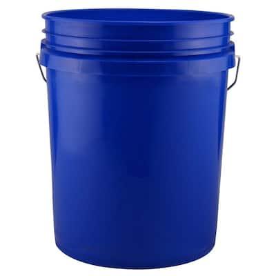 5-Gal. Blue Bucket (Pack of 3)