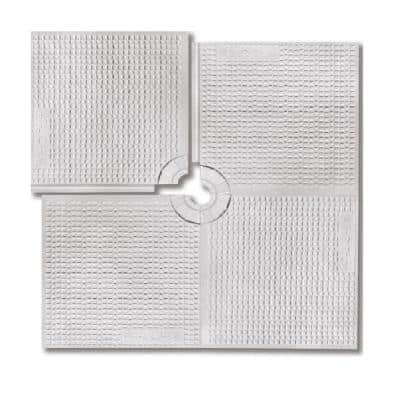 Shower Tray for Center Drain (upto 60 in. x 60 in.)