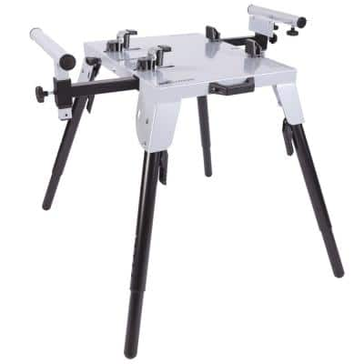 32-3/32 in. x 23-5/8 in. Universal Heavy-Duty Stationary Chop Saw Stand
