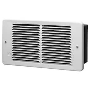 PAW 2250-Watt 7677 BTU Electric Wall Heater 208-Volt, White
