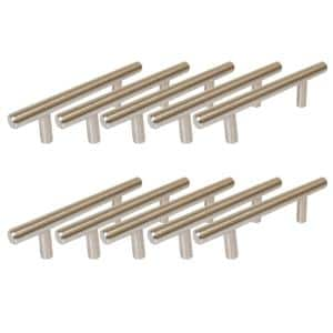 3-3/4 in. (96 mm) C-C Truss Stainless Steel Drawer Pull (10-Pack)