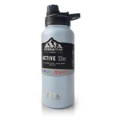 Active Chug 32 fl. oz. Iceberg Triple Insulated Stainless Steel Water Bottle