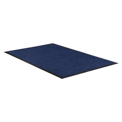 Absorba Mat NG Navy/Blue 3 Ft. x 5 Ft. Commercial Door Mat