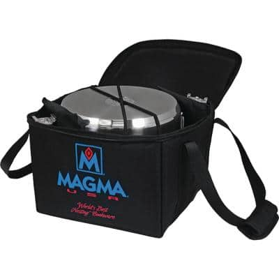 Padded Grill and Accessory Carrying/Storage Case for Kettle Grills
