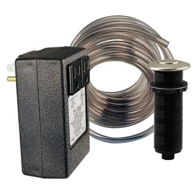 Garbage Disposal Air Switch in Polished Nickel