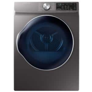 4.0 cu. ft. Electric Vented Dryer in Gray