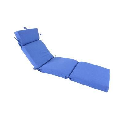 Pacifica Premium Lapis Patio Chaise Cushion