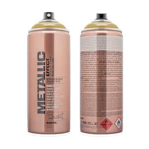 10 oz. METALLIC EFFECT Spray Paint, Aztec Gold