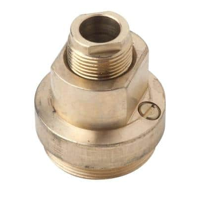 Temptrol 1.811 in. H x 1.55 in. Dia Brass Cap Assembly