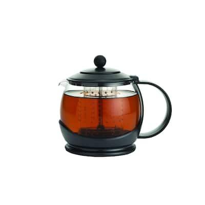 Prosperity Teapot in Black