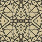 Shatter Geometric Peel and Stick Wallpaper (Covers 28.18 sq. ft.)