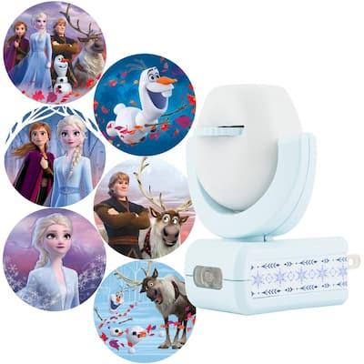 Frozen 2 LED 6-Image Night Light