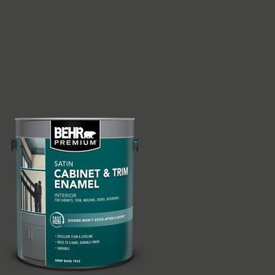 1 gal. #PPU18-20 Broadway Satin Enamel Interior Cabinet and Trim Paint