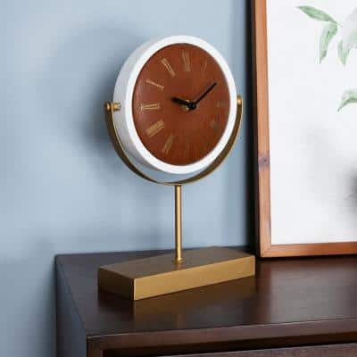 Modern 13 in. Emmett Table Clock
