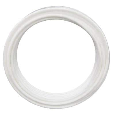 3/4 in. x 50 ft. White Coil PERT Pipe