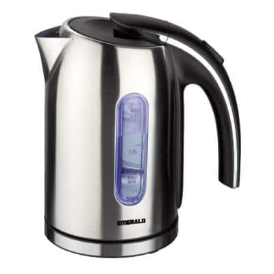 7.18 cup Stainless Steel Electric Kettle with LED lights